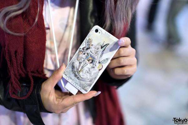 Grimoire Tokyo iPhone Case
