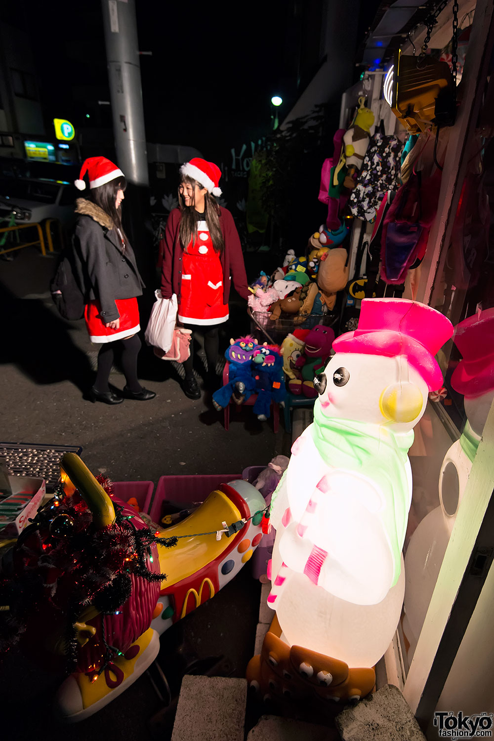 Harajuku Christmas Cat Street 2012 (19)