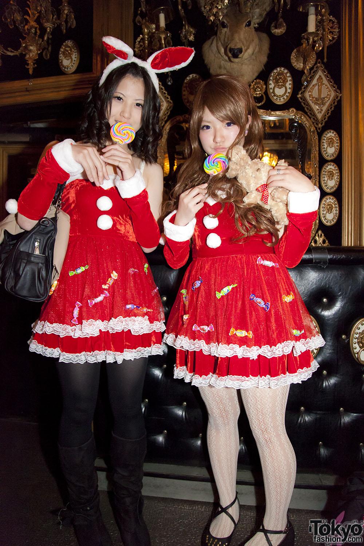 Harajuku Kids Christmas Party 2012 (3)