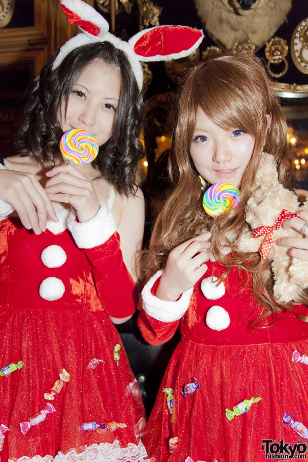 Harajuku Kids Christmas Party 2012 (4)