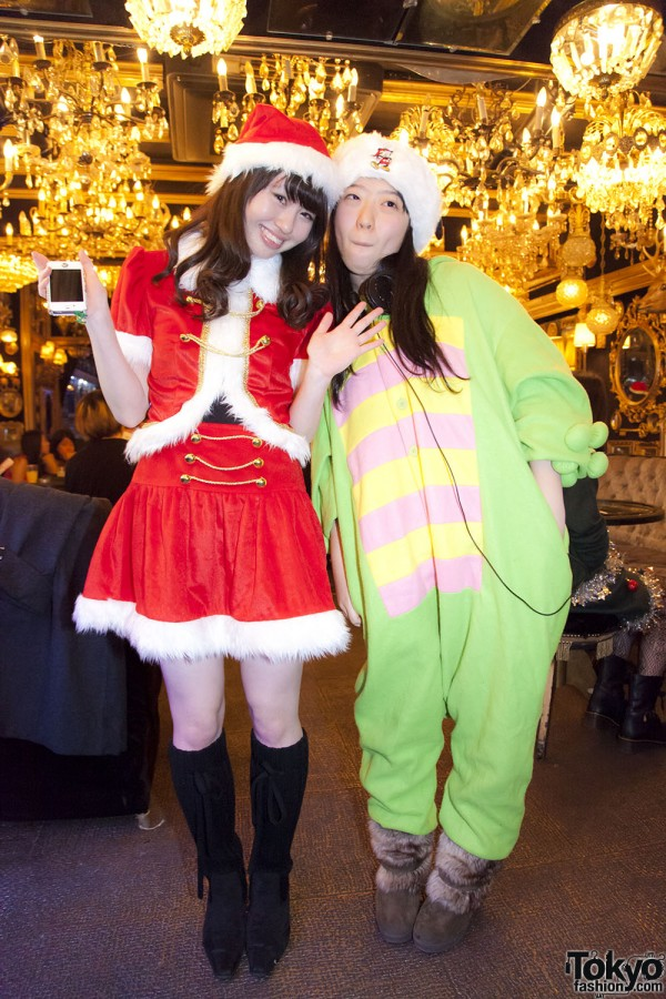 Harajuku Kids Christmas Party 2012 (1)