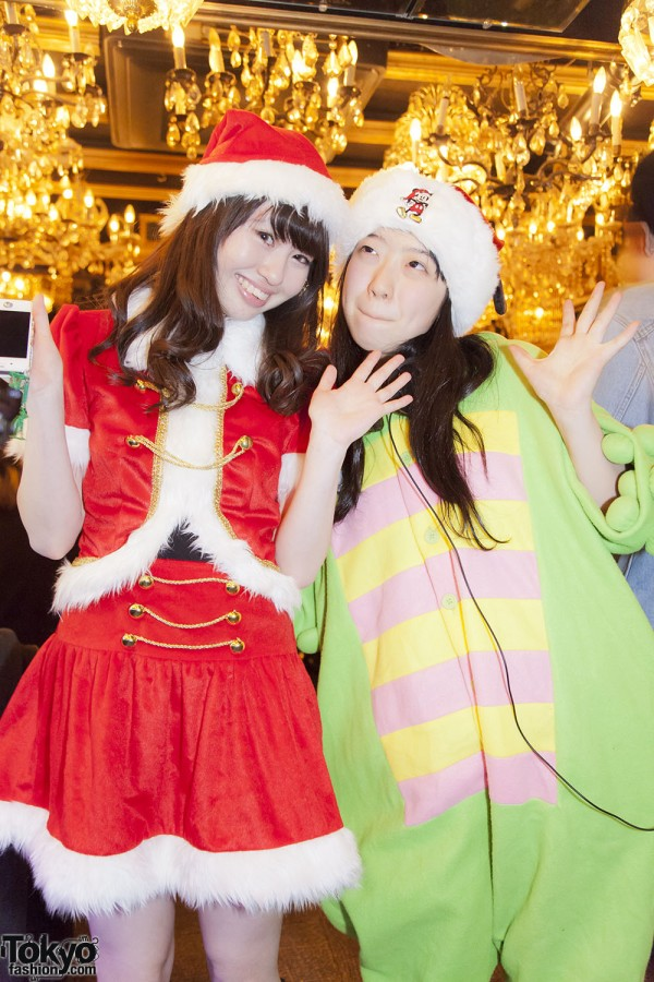 Harajuku Kids Christmas Party 2012 (2)