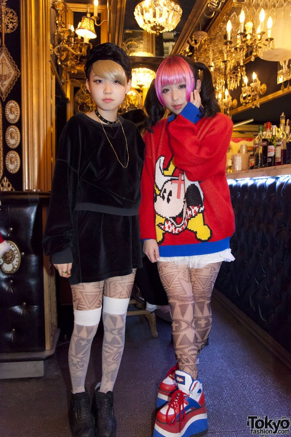 Harajuku Kids Christmas Party 2012 (19)