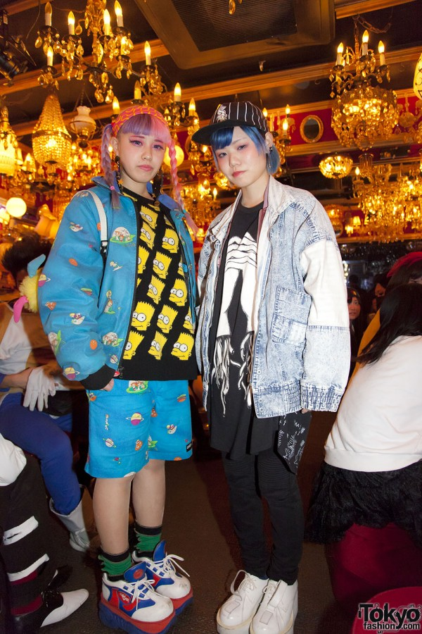 Harajuku Kids Christmas Party 2012 (23)