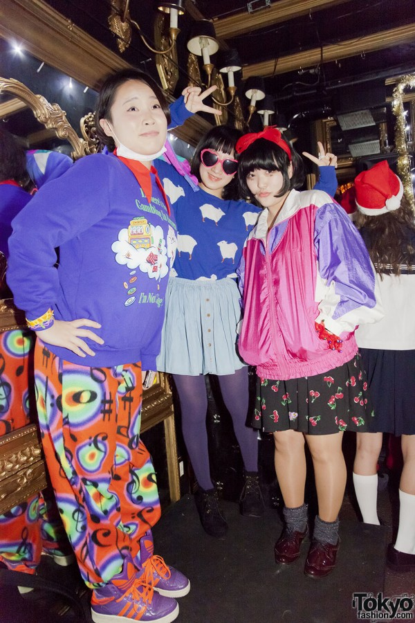 Harajuku Kids Christmas Party 2012 (47)