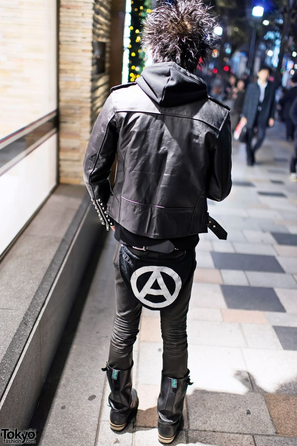 Anarchy on the streets of Harajuku