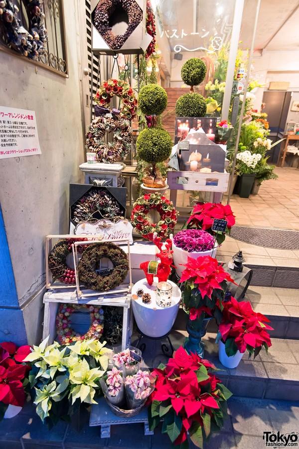 Harajuku Takeshita Dori Christmas 2012 (2)