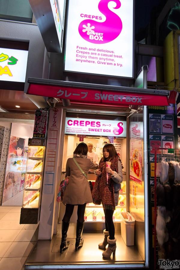 Harajuku Takeshita Dori Christmas 2012 (5)