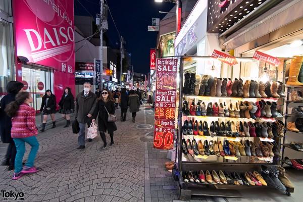 Harajuku Takeshita Dori Christmas 2012 (8)