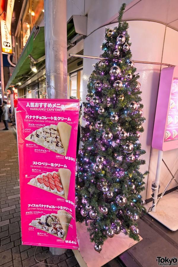 Harajuku Takeshita Dori Christmas 2012 (18)