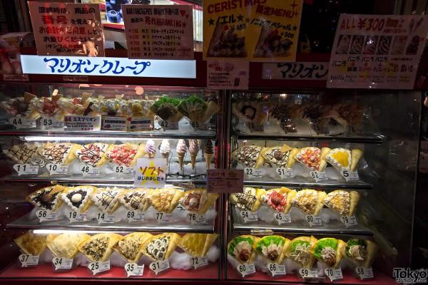 Harajuku Takeshita Dori Christmas 2012 (21)