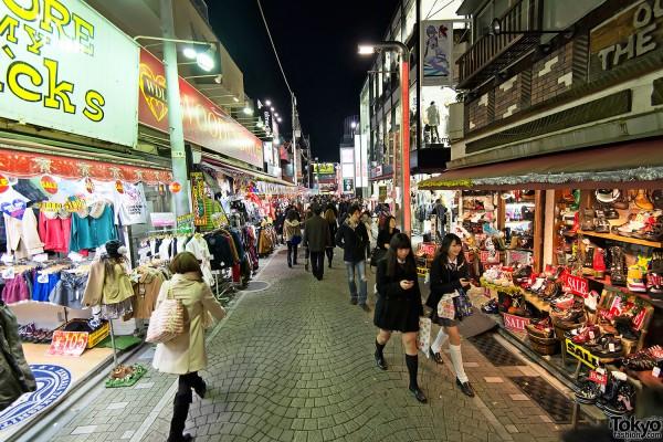 Harajuku Takeshita Dori Christmas 2012 (27)