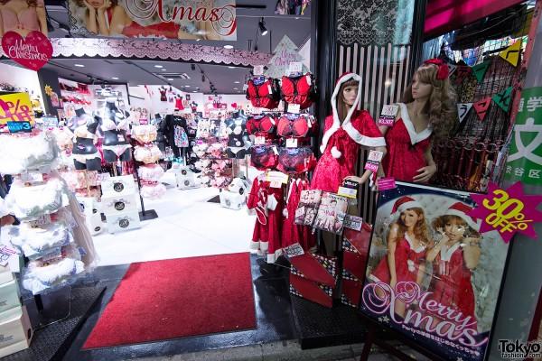 Harajuku Takeshita Dori Christmas 2012 (29)