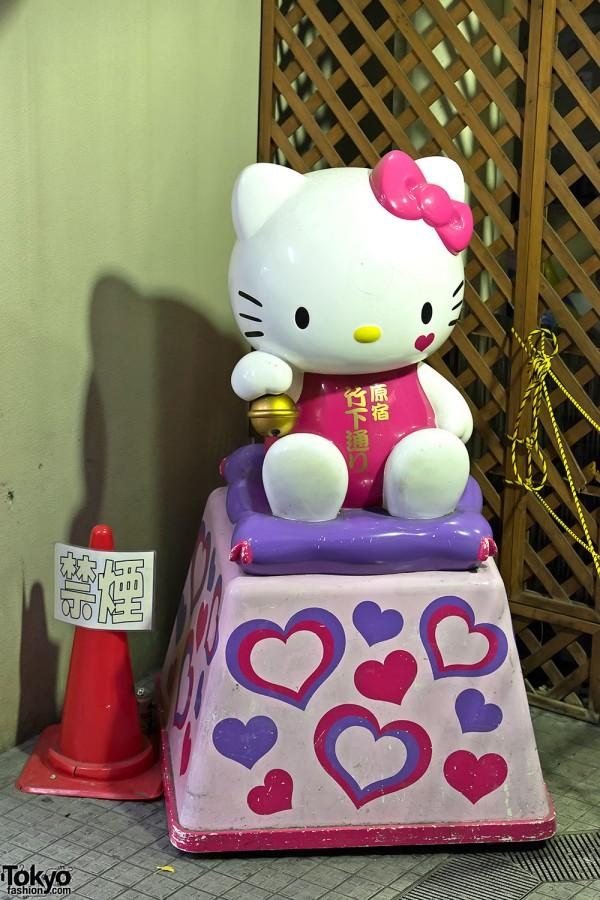 Harajuku Takeshita Dori Christmas 2012 (40)