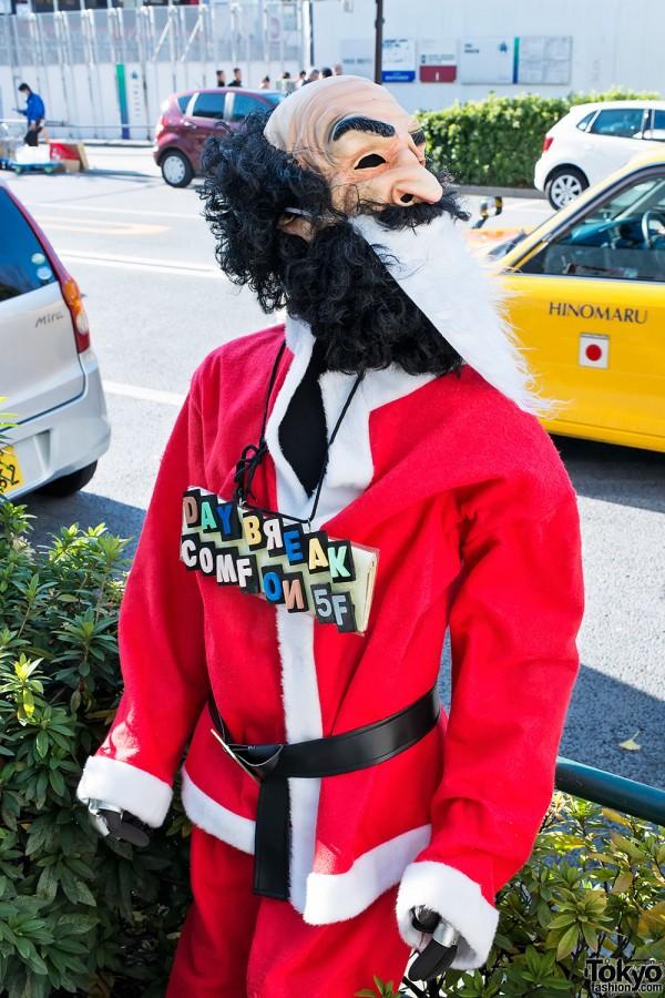 Harajuku Takeshita Dori Christmas 2012 (44)