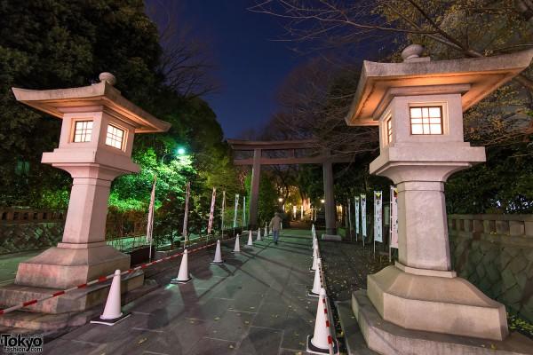 Harajuku Takeshita Dori Christmas 2012 (48)