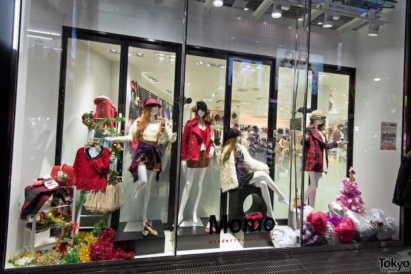 Harajuku Takeshita Dori Christmas 2012 (50)