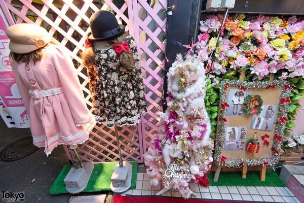 Harajuku Takeshita Dori Christmas 2012 (58)