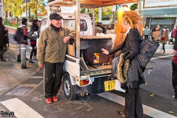 Harajuku Takeshita Dori Christmas 2012 (66)