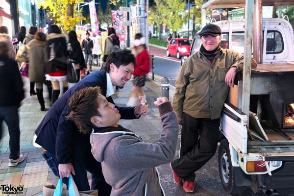 Harajuku Takeshita Dori Christmas 2012 (67)