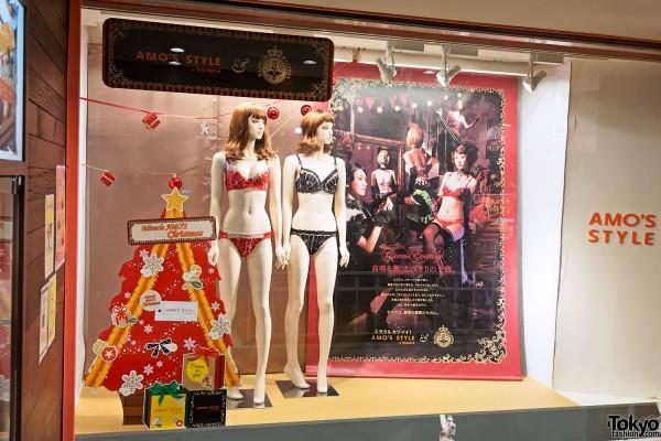 Harajuku Takeshita Dori Christmas 2012 (69)