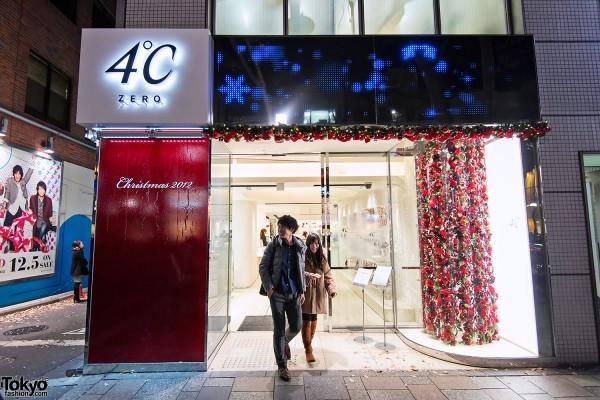 Harajuku Takeshita Dori Christmas 2012 (81)
