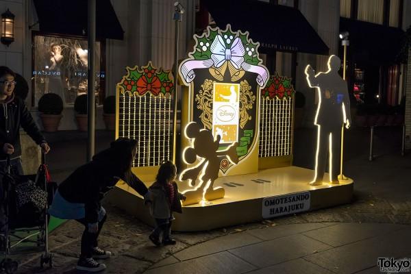 Harajuku Takeshita Dori Christmas 2012 (83)