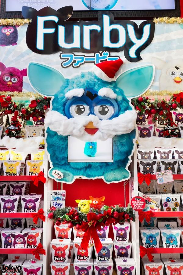 Harajuku Takeshita Dori Christmas 2012 (84)