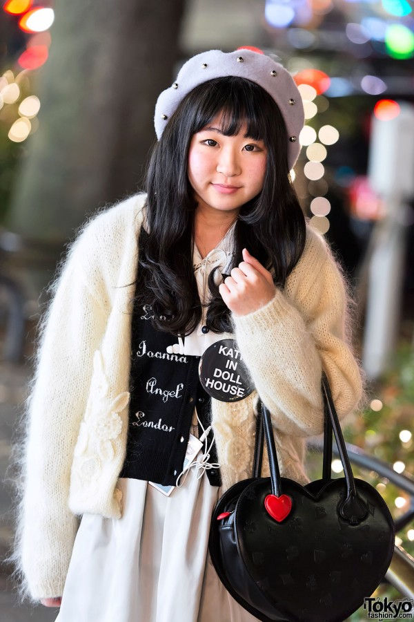 Cute Harajuku Style