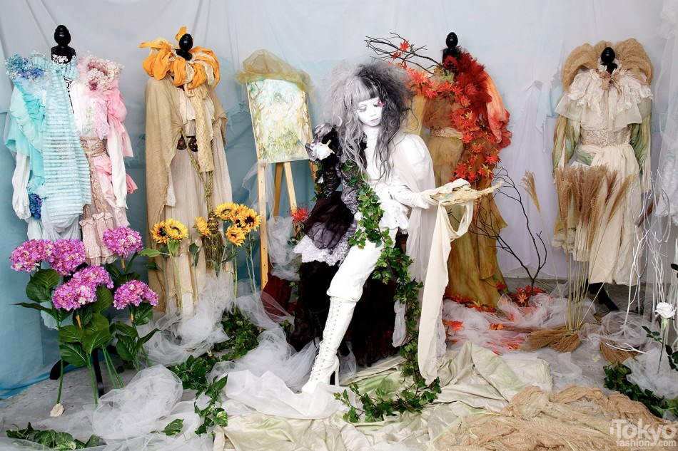 """Her Memories of a Dream"" featuring Minori"