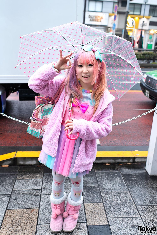 Fairy Kei In Winter - Style Tips | Kawaii-B