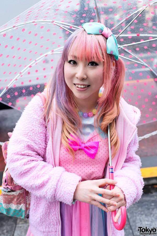 Fairy Kei Fashion & Hair