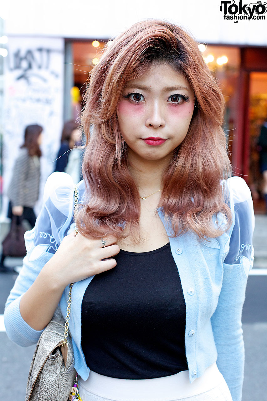 Japanese Ombre Hair