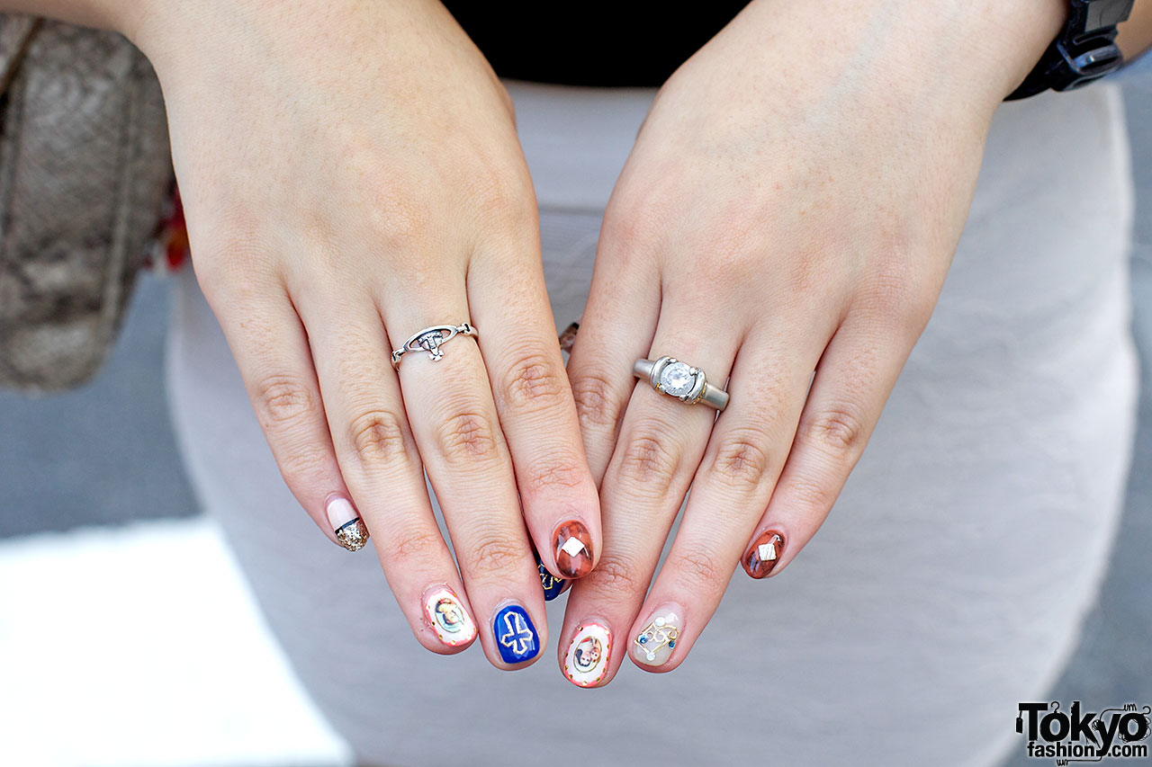 Nail art – Tokyo Fashion News