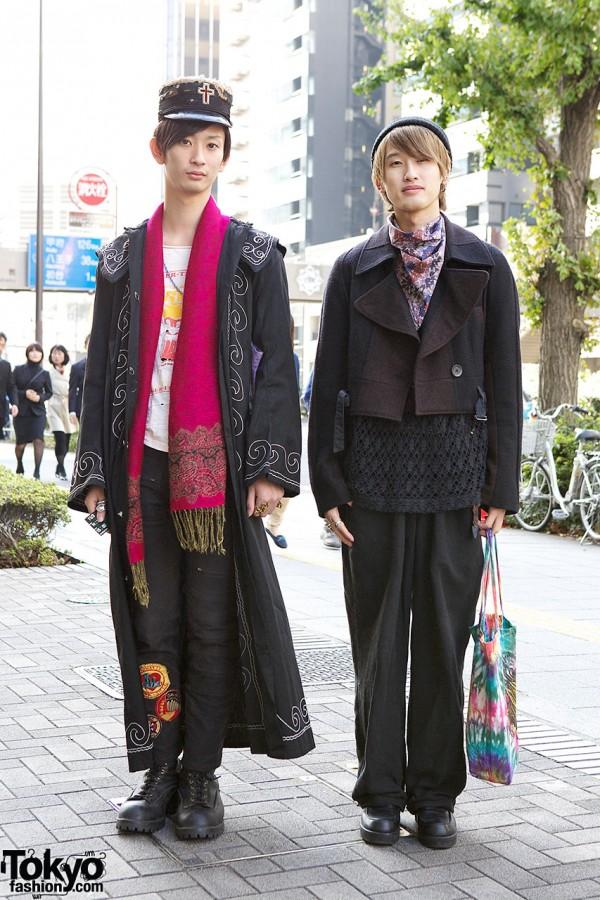 Tokyo Guys Vintage Fashion