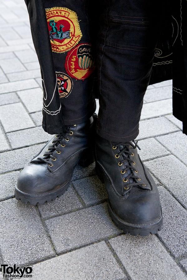 Wesco boots