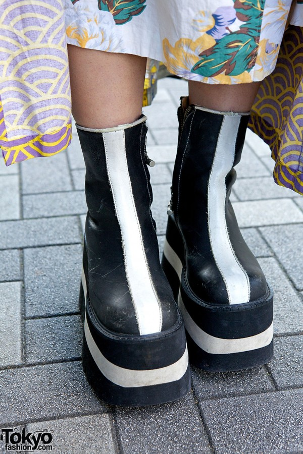 Shibuya Frontier Boots