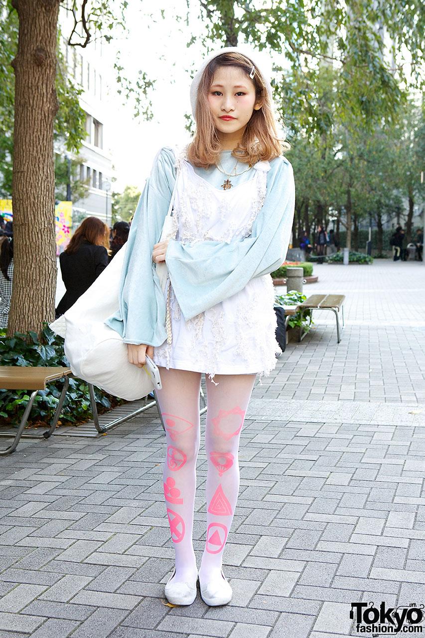 Pastel Tokyo Fashion