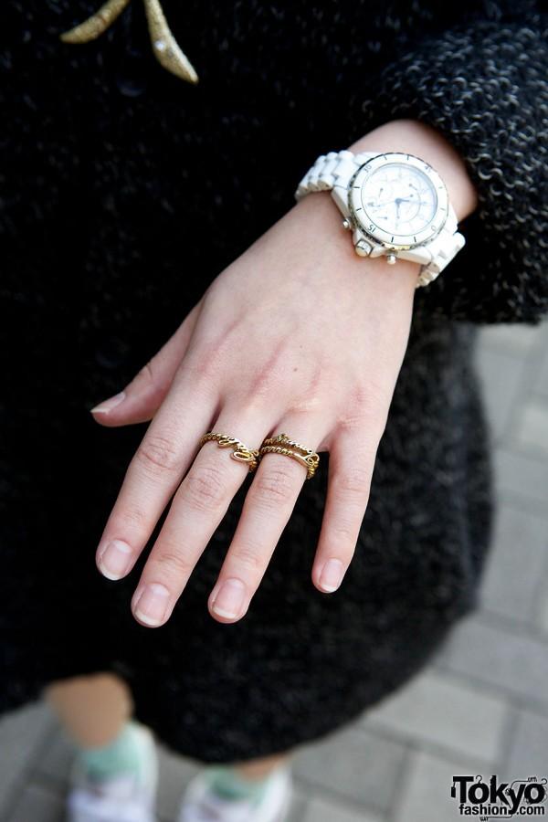 Kinsella rings