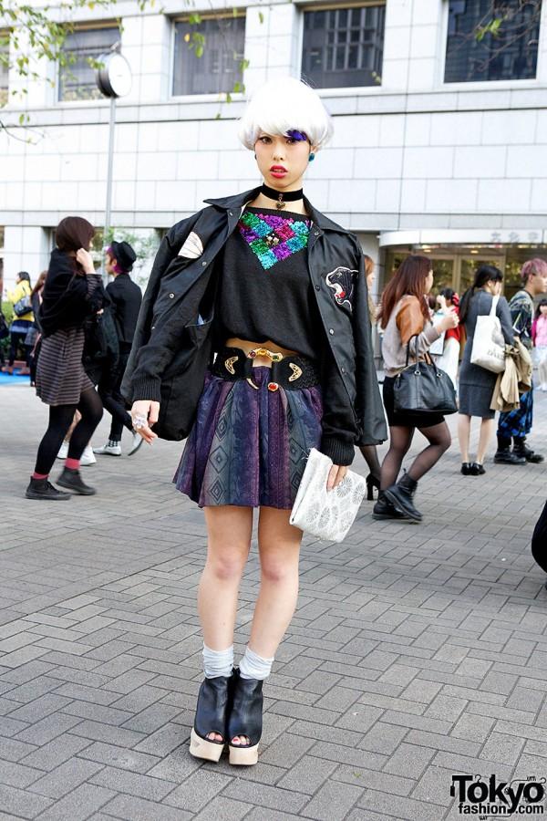 Stylish Tokyo Girl