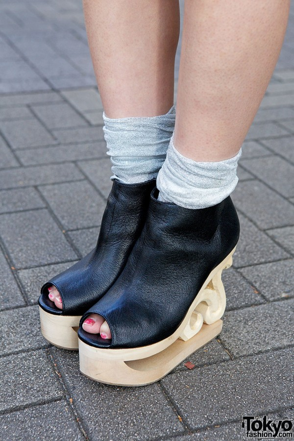 Jeffrey Campbell Skate Booties