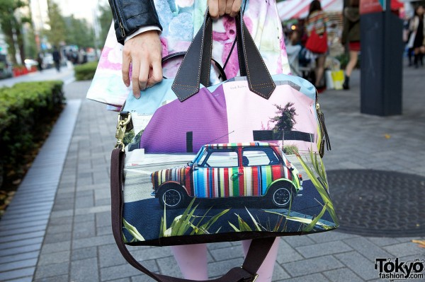 Paul Smith Mini Cooper Bag