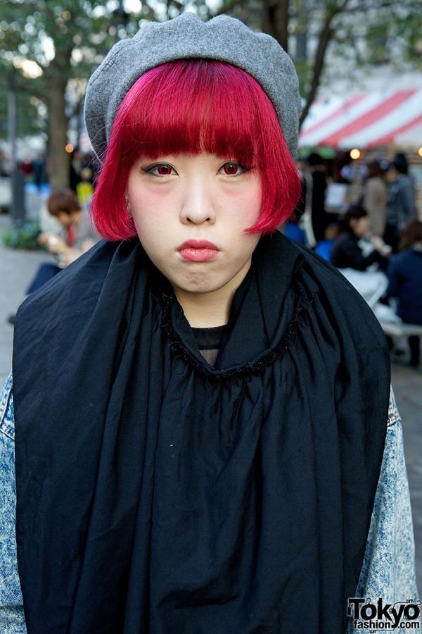 Red Hair & Monomania Stole