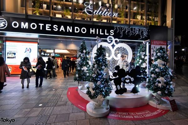 Tokyo Christmas Aoyama & Omotesando (1)