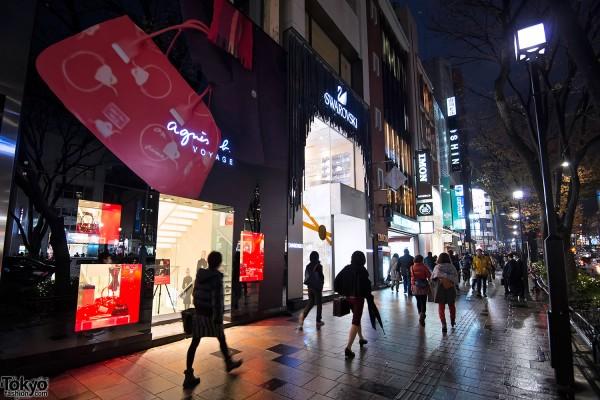 Tokyo Christmas Aoyama & Omotesando (4)