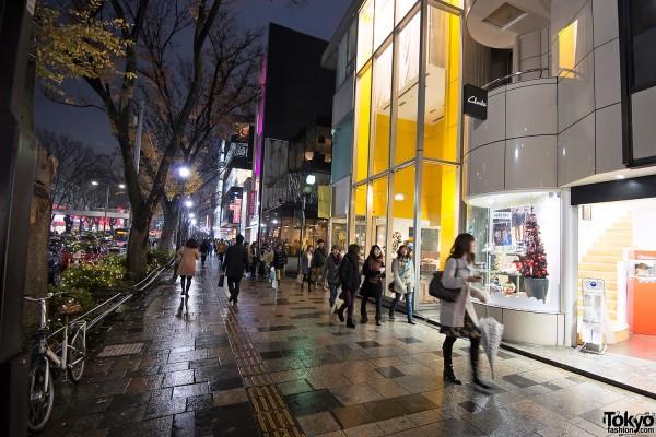 Tokyo Christmas Aoyama & Omotesando (5)