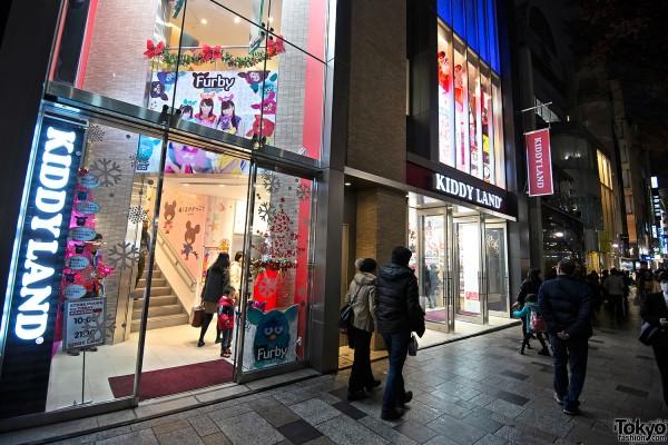 Tokyo Christmas Aoyama & Omotesando (7)
