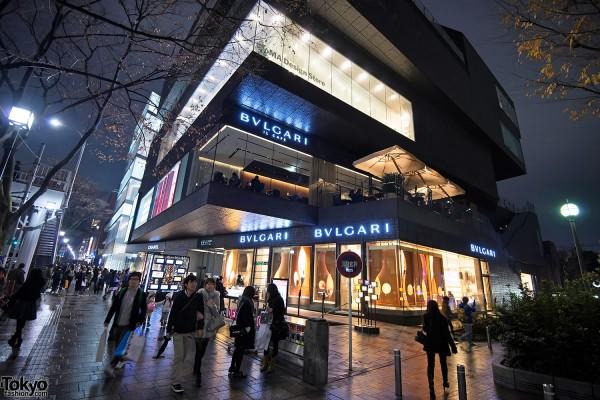 Tokyo Christmas Aoyama & Omotesando (8)