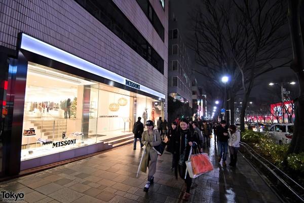 Tokyo Christmas Aoyama & Omotesando (16)
