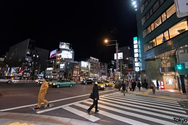 Tokyo Christmas Aoyama & Omotesando (105)